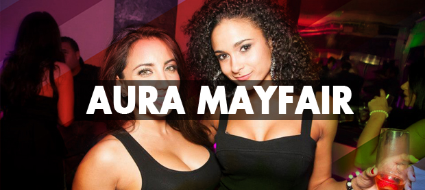 Aura Mayfair Nightclub
