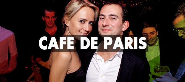 Cafe De Paris Nightclub