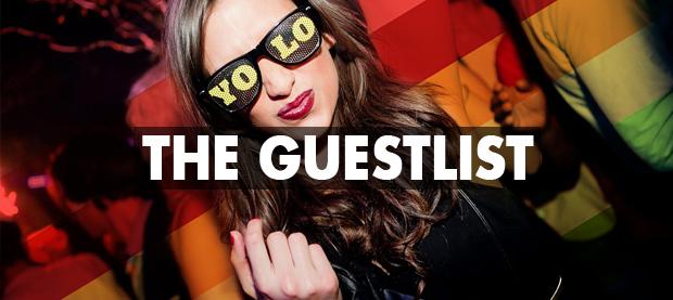 Guestlist Booking