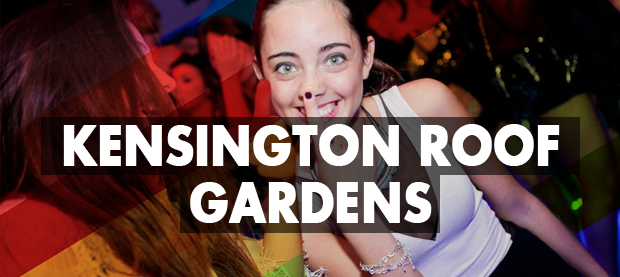 Kensington Roof Gardens Nightclub