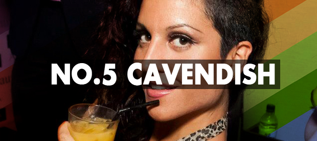 No 5 Cavendish Nightclub