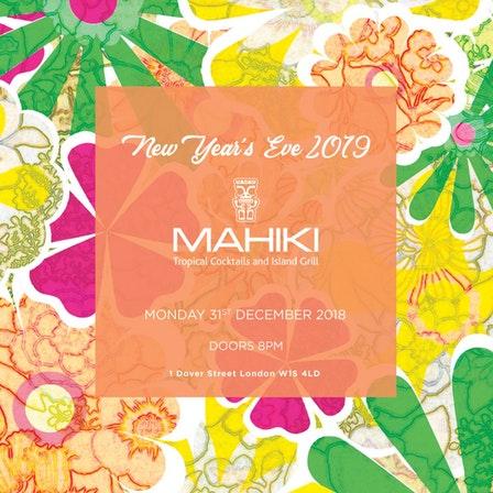 Mahiki Mayfair New years Eve