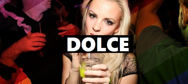 Dolce table bookings and Dolce guestlist
