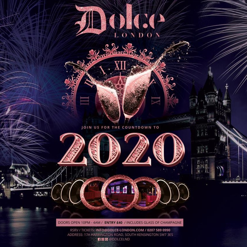 Dolce New Years Eve